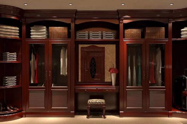济南实木衣柜定制厂家教您,设计好衣柜的办法