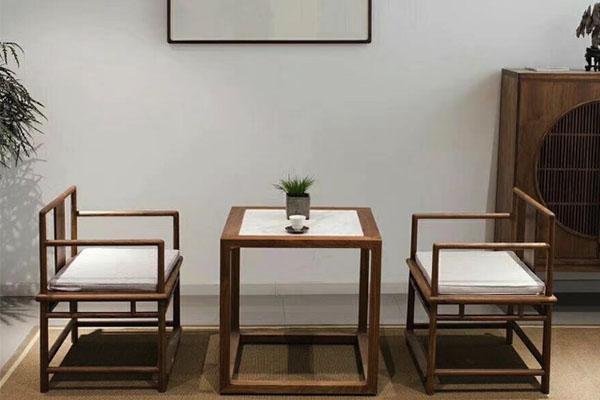 你家有这几种济南新中式家具吗